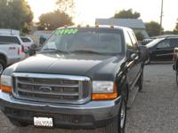 Strong 7.3L Power Stroke Diesel  Leather seats Drives