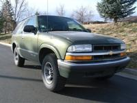 Body Style: SUV Exterior Color: GREEN Interior Color: