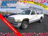 Bright White Clearcoat 2001 Dodge Ram 1500 WS RWD