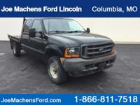 2001 Ford F-350SD XLT WhiteCome see us today for your
