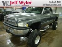 Body Style: Pickup Exterior Color: charcoal Interior