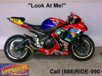 2002 Used Suzuki GSXR1000 - Only $4,999! Loaded with