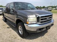 **POWERSTROKE, **LEATHER SEATS, **TOW PACKAGE,
