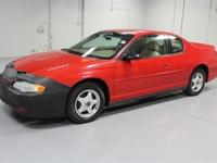 Body Style: Coupe Exterior Color: Victory Red Interior