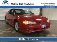 Here's a great deal on a 2004 Chevrolet Monte Carlo! It