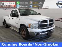 *TOW PACKAGE, *NON-SMOKER, *AUX INPUT, *ALLOY WHEELS,