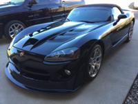 Custom one of a kind Viper, many custom adds to car,