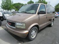 2004 GMC Safari SLE 8 Passenger AWD. Priced below KBB
