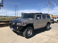 Look at this 2004 HUMMER H2 ADVE. Its Automatic