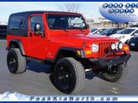 Body Style: SUV Exterior Color: Flame Red Interior