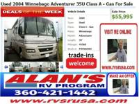 Find more of my RVs at www.rvsrusa.com Options 4 Door