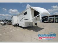 USED 2005 ALFA LEISURE ALPHA SEE-YA 35RLIK - FIFTH