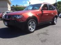 Body Style: SUV Exterior Color: Red Interior Color: