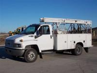 This 2005 Chevrolet C4500 two door two wheel-drive