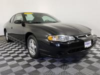 Black 2005 Chevrolet Monte Carlo LS FWD 4-Speed
