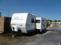 2005 320DBHS Features and Options Quad Bunkhouse Travel