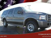 2005 FORD EXCURSION 4x4 LIMITEDONLY 152,125