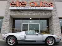 2005 Ford GT FOR SALE!!! Finished in the very rare