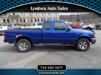 1 OWNER, JUST TRADED....2005 FORD RANGER SUPER CAB XLT
