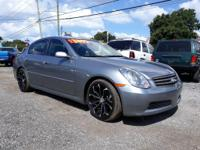 This G35 is a nice daily driver that runs great and has