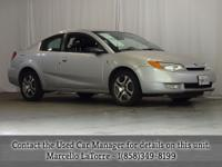 Silver Nickel 2005 Saturn ION 3 FWD Hydra-Matic 4-Speed