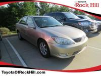 We are excited to offer this 2005 Toyota Camry. When