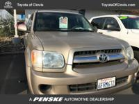 5-Speed Automatic with Overdrive. Clean CARFAX.Toyota