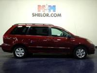 Body Style: Mini-Van Exterior Color: Salsa Red Pearl
