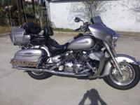 I presently have a 2005 Yamaha Royal Star Venture for
