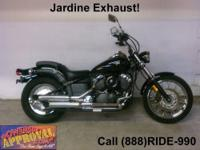 Used 2005 Yamaha V-Star 650 Classic motorcycle - Like