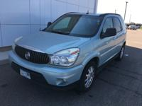 2006 Buick Rendezvous CX Leather, Clean History Report,
