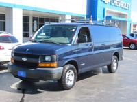This 2006 Chevrolet Express has less than 61k miles. As