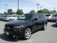 Black 2006 Chevrolet TrailBlazer SS AWD 4-Speed
