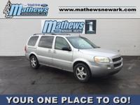 - - - THIS 2006 CHEVROLET UPLANDER LT IS A LOCAL TRADE