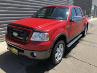 2006 Ford F-150 FX4 4WD Non-Smoker, Two Owners, 5.4L V8