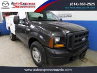 "- - - 2006 Ford Super Duty F-250 Reg Cab 137"" XL - - -"