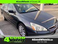 2006 Honda Accord EX 3.0 Recent Arrival! Odometer is