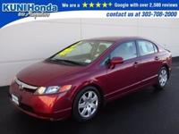 Body Style: Sedan Exterior Color: Tango Red Pearl