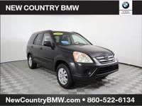 *RECENT TRADE**CLEAN CARFAX*2006 Honda CR-V EX FWD