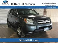 Come test drive this 2006 Honda Pilot! Very clean and