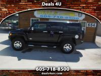 2006 HUMMER H-3 4X4 THAT COMES WITH THE 3.5 LITER