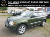 Very clean Grand Cherokee with good miles and clean
