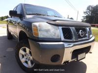 This Nissan Titan 4WD is ready and waiting for you to