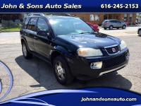 2006 Saturn Vue with the 3.5L V6 up to 28 MPG highway!