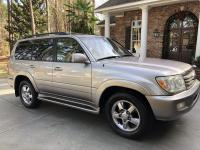 I bought this Land Cruiser used in April 2009 from the