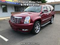 Very nice 2007 Cadillac Escalade, comes equipped with