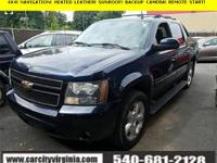 Recent Arrival! Dark Blue Metallic 2007 Chevrolet
