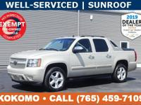 These LTZ Chevy Avalanche's are the capable,