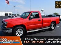 Victory Red 2007 Chevrolet Silverado 1500 WOW..LOW LOW