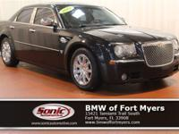 This 2007 Chrysler 300C comes complete with features